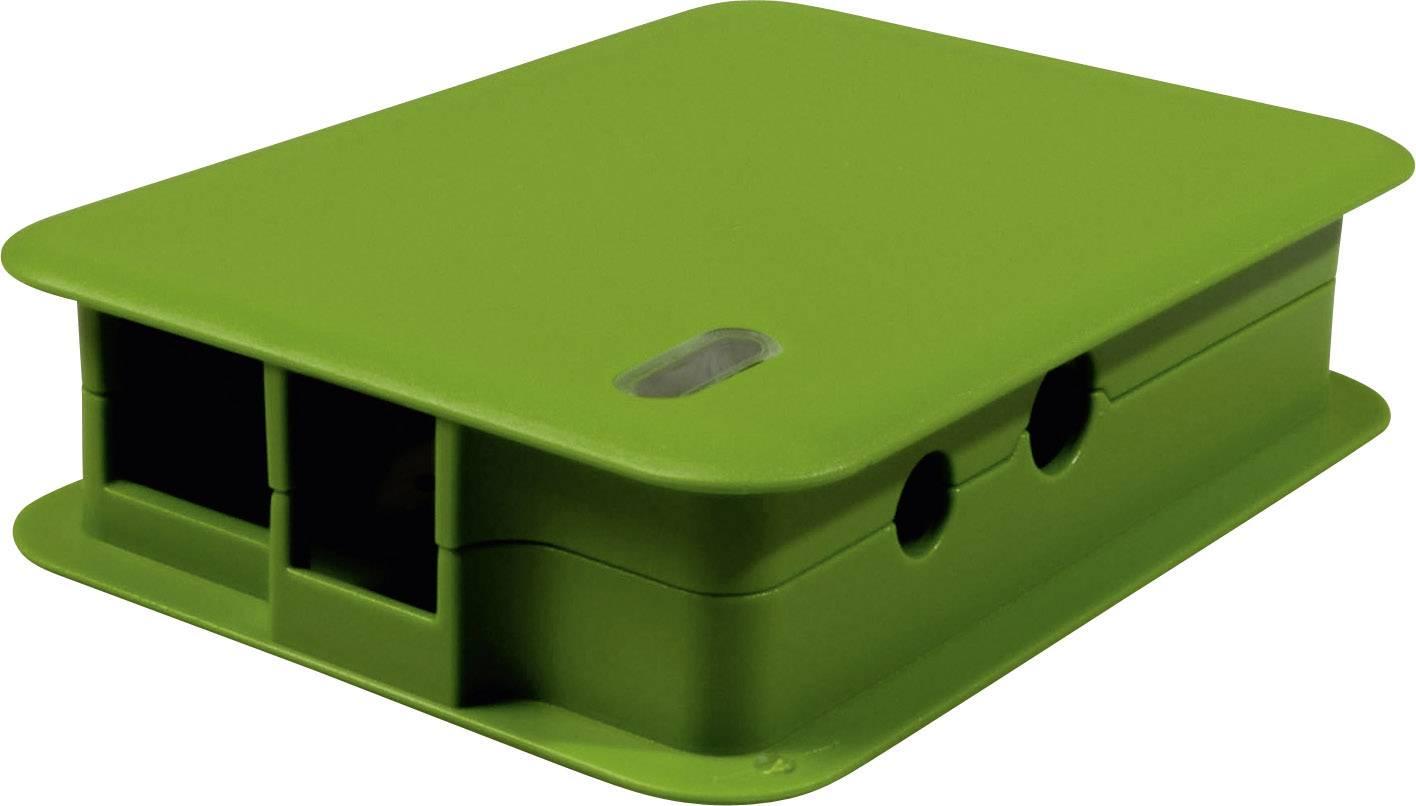 Kryt pro Raspberry Pi® TEKO TEK-BERRY.41, zelená