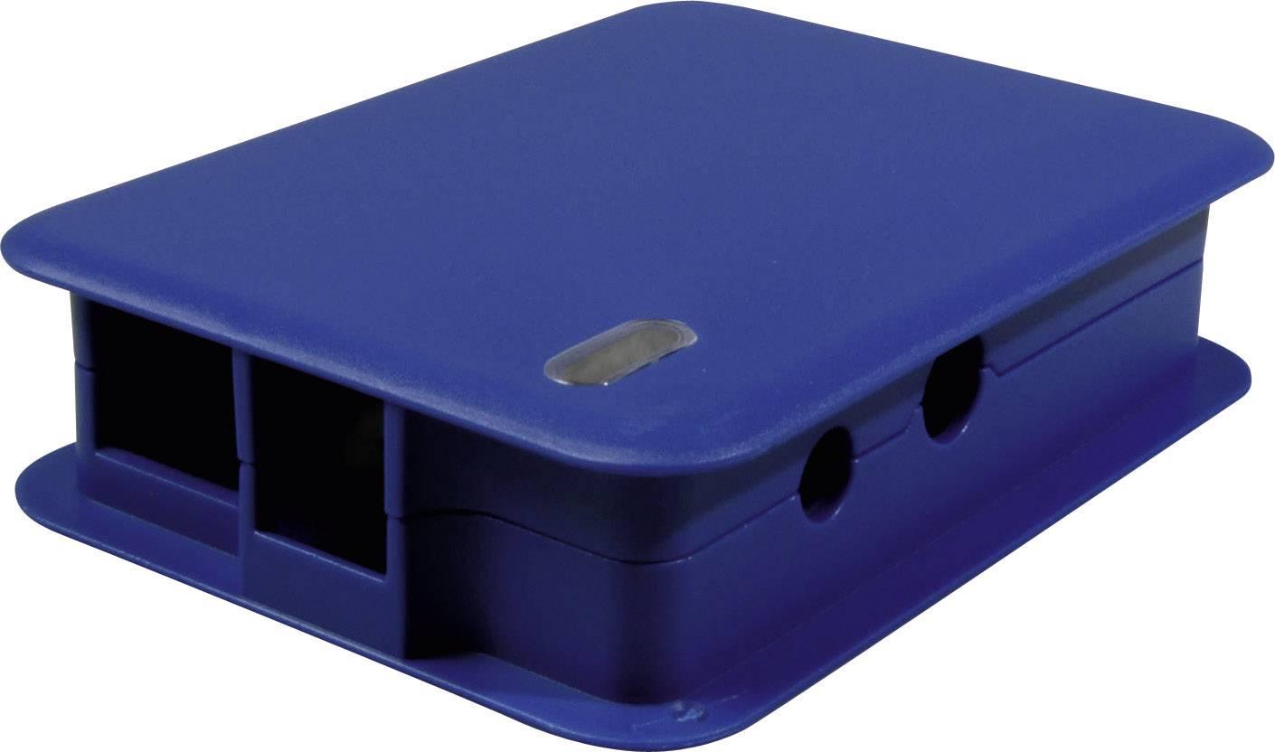 Kryt pro Raspberry Pi® TEKO TEK-BERRY.12, modrá