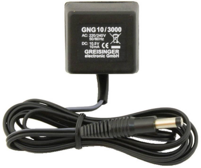 Síťový zdroj GNG 10/3000 Greisinger GNG 10/3000 600645 vhodný pro Přenosné měřící zařízení Greisinger GMH