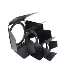 Reflektorové klapky Eurolite černá Vhodný proPAR 38