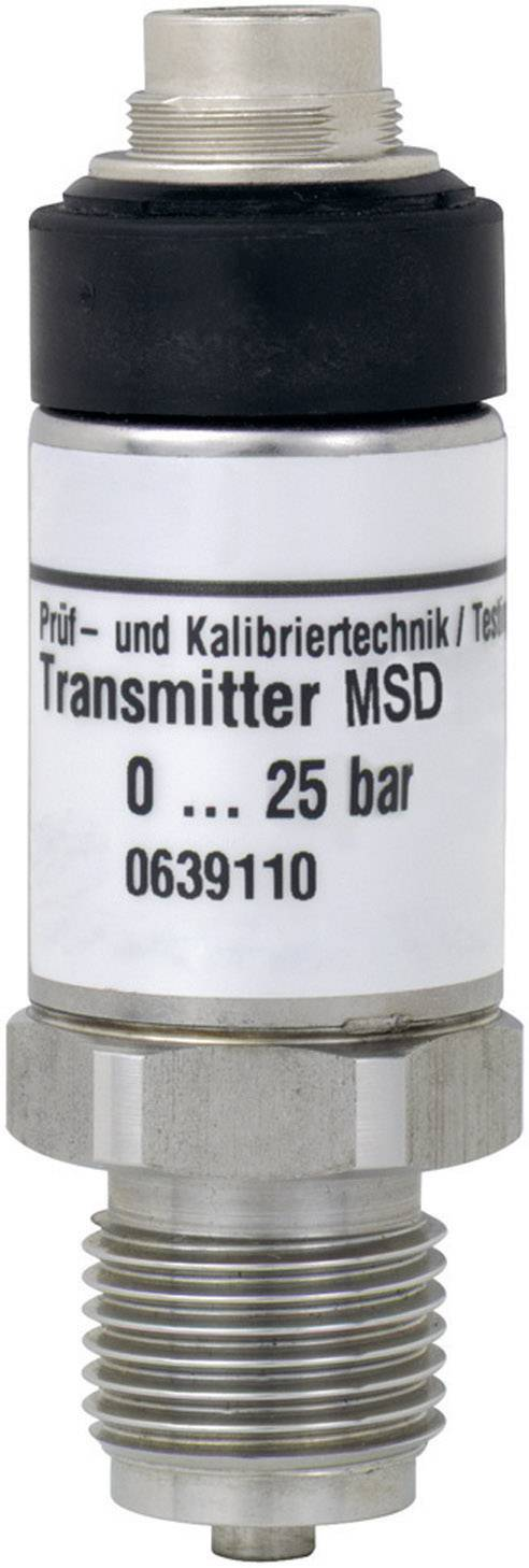 Tlakový senzor z nerezovej ocele MSD 10 BRE Greisinger 603326 na tlakomery GMH 31xx, GDUSB 1000