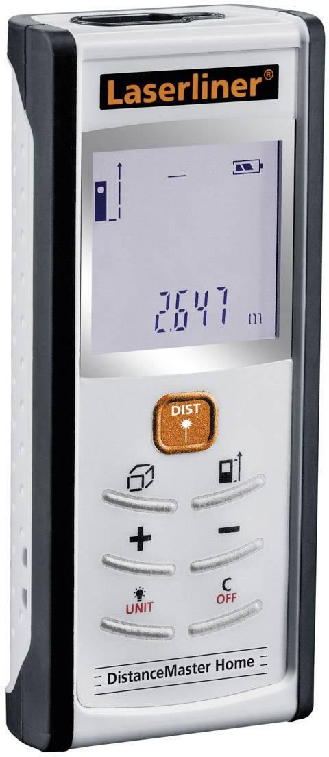 Laserový měřič vzdálenosti Laserliner DistanceMaster Home 080.949A, max. rozsah 25 m