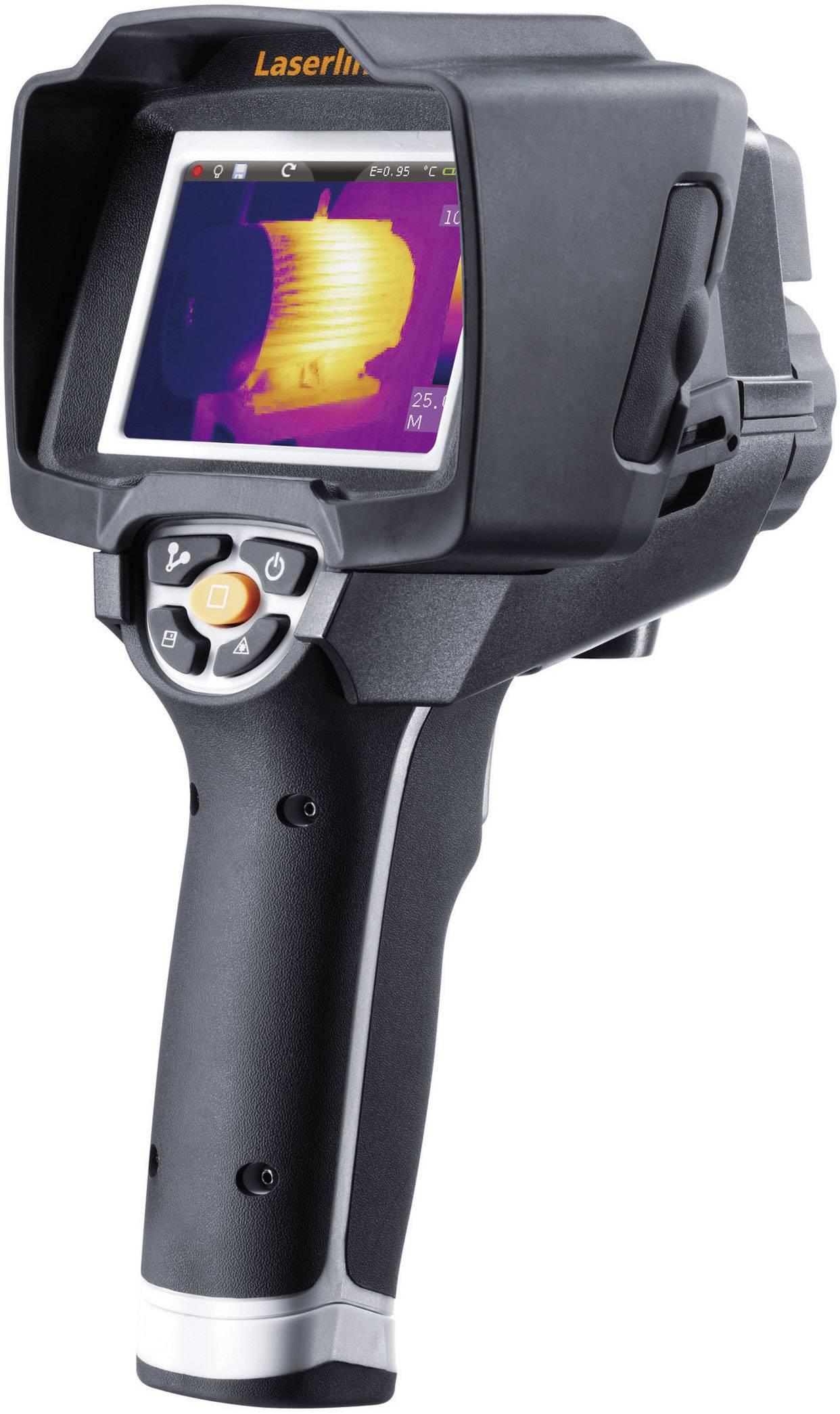 Termokamera Laserliner ThermoCamera-Vision 082.085A, 240 x 180 pix, dotykový displej,