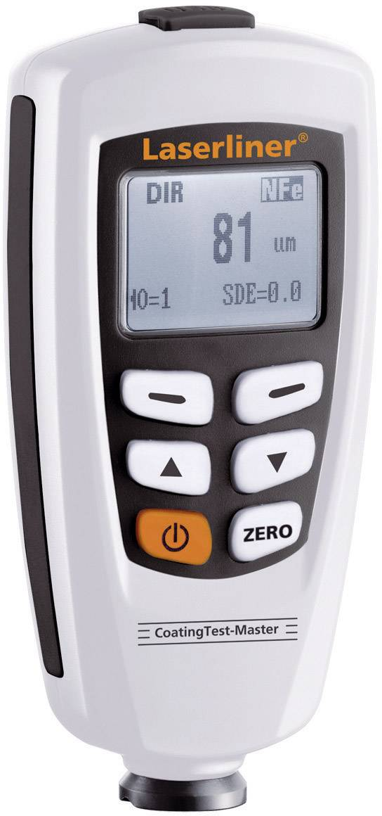 Ultrazvukový merač hrúbky vrstvy a laku Laserliner CoatingTest-Master