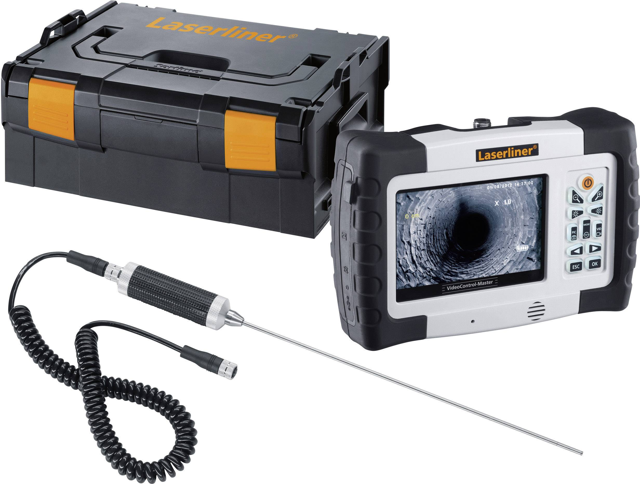 Endoskop LaserLiner VideoControl-BoreScope, 084.104L