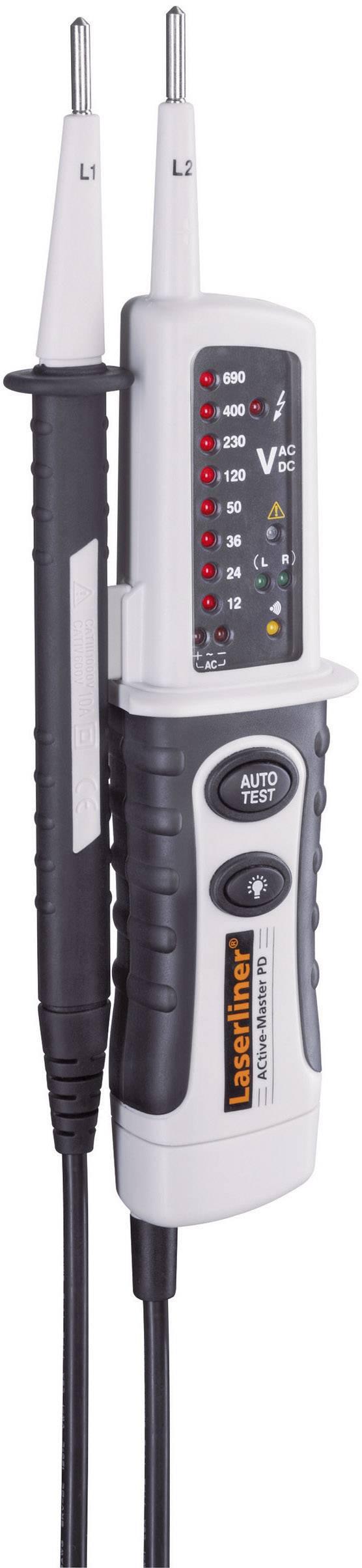 Multitester Laserliner AC-tiveMaster , kalibrace dle DAkkS