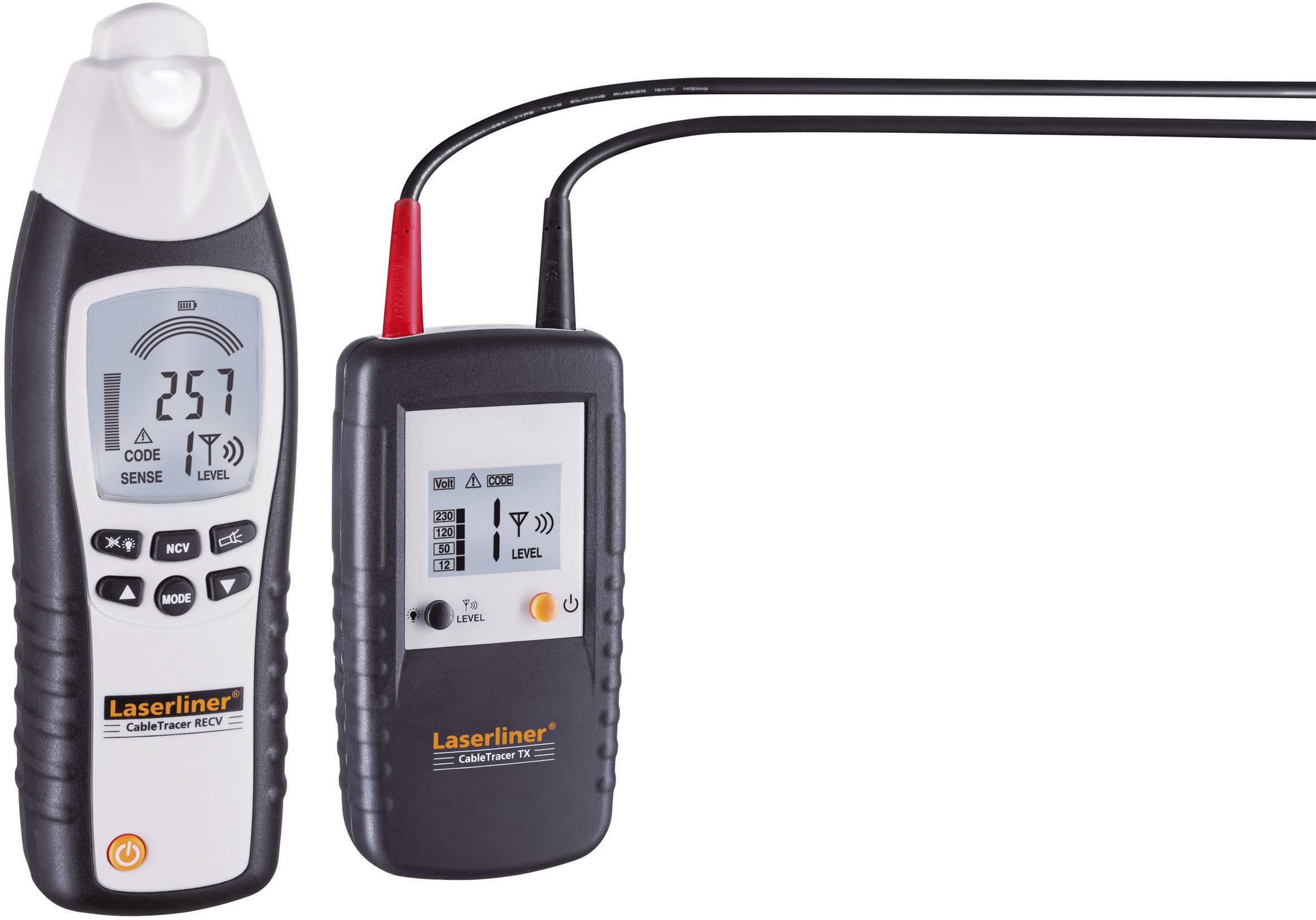 Sada detektoru vedení Laserliner CableTracer Pro, 083.070A