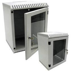 """10"""" skříň pro datové sítě EFB Elektronik 691805, 9 U, světle zelená"""