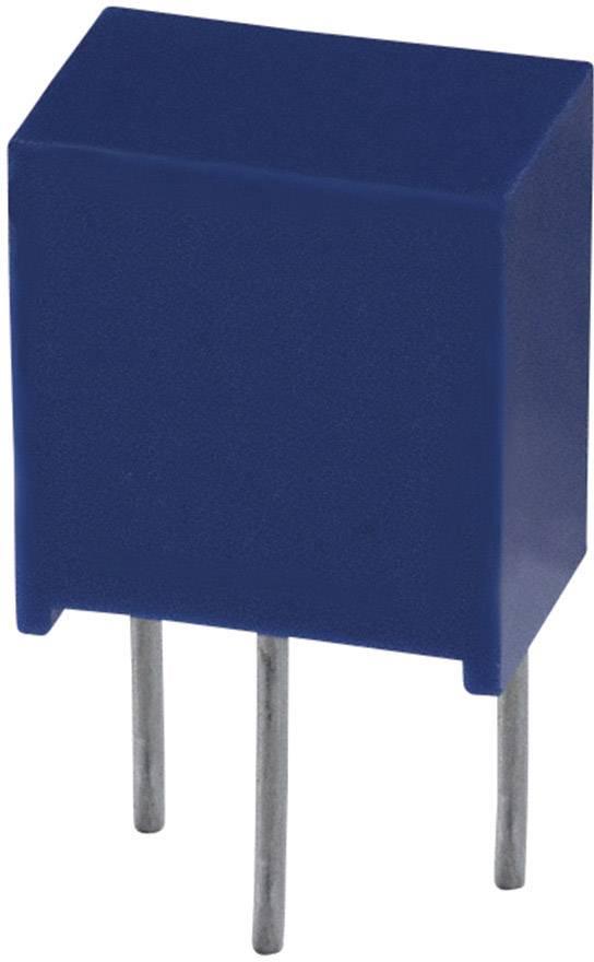 Trimer Bourns 3266X-1-500LF, utesnený, lineárny, 50 Ohm, 0.25 W, 1 ks