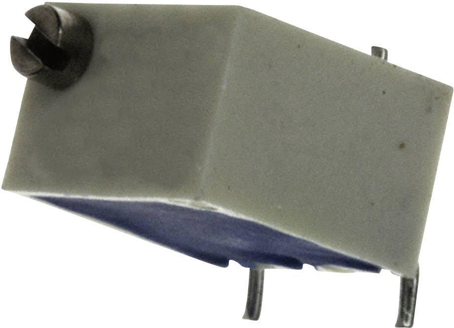 Trimer Bourns 3296W-1-500LF, 50 Ohm, 0.5 W, 1 ks