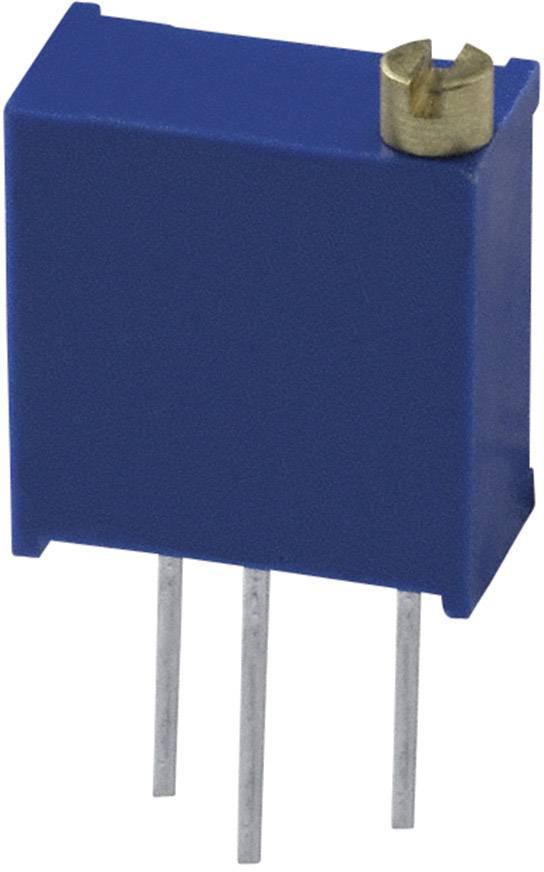 Trimer Bourns 3296Y-1-100LF, utesnený, lineárny, 10 Ohm, 0.5 W, 1 ks
