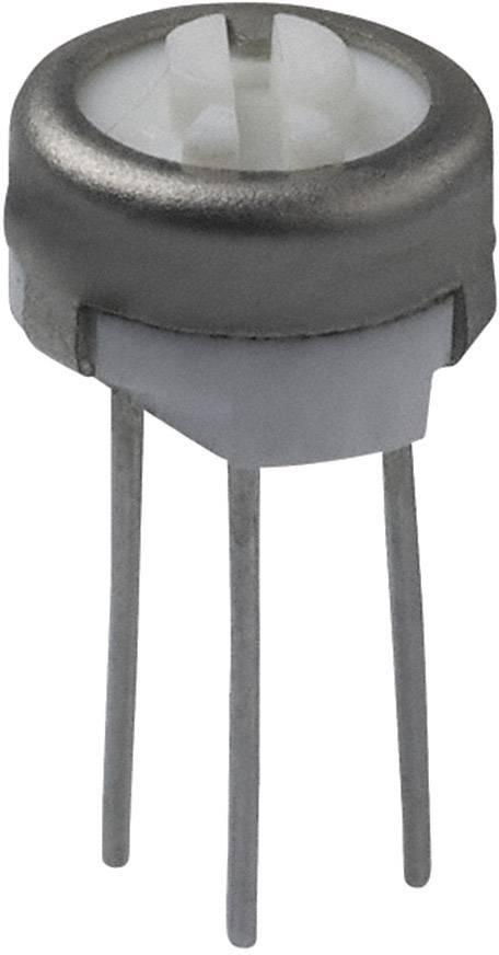 Trimer Bourns 3329H-1-504LF, utesnený, lineárny, 500 kOhm, 0.5 W, 1 ks