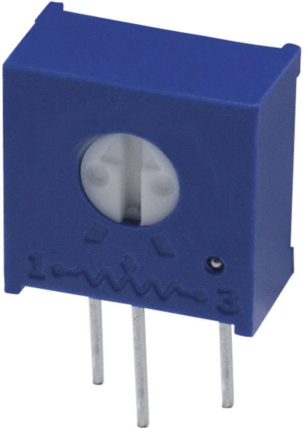 Trimer Bourns 3386H-1-500LF, utesnený, lineárny, 50 Ohm, 0.5 W, 1 ks