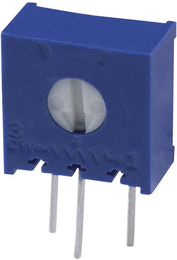 Trimer Bourns 3386X-1-500LF, utesnený, lineárny, 50 Ohm, 0.5 W, 1 ks