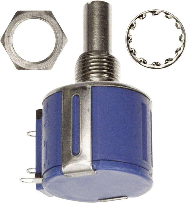 Presný potenciometer mono Bourns 3540S-1-502L 3540S-1-502L, 2 W, 5 kOhm, 1 ks