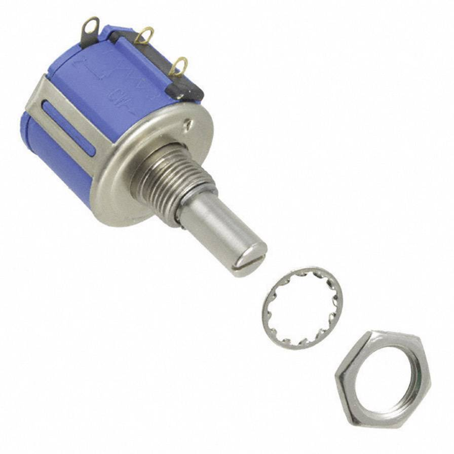 Presný potenciometer mono Bourns 3545S-1-103L 3545S-1-103L, 1.5 W, 10 kOhm, 1 ks