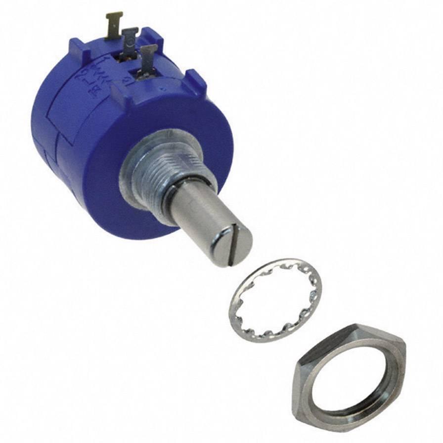 Presný potenciometer mono Bourns 3590S-2-502L 3590S-2-502L, 2 W, 5 kOhm, 1 ks