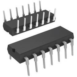 Odporová síť Bourns 4114R-1-101LF, 100 Ω, DIP-14, radiální vývody, 0,25 W, 2 %