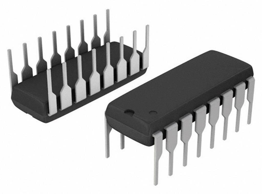 Odporová síť Bourns 4116R-1-101LF, 100 Ω, DIP-16, radiální vývody, 0,25 W, 2 %