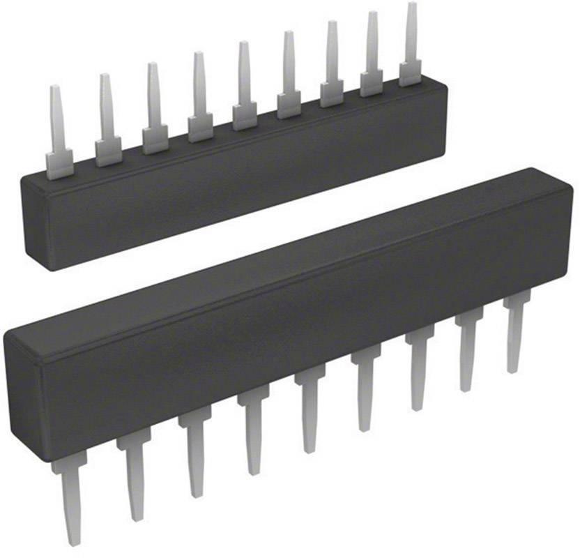 Odporová síť Bourns 4609X-101-472LF, 4,7 kΩ, SIP-9, radiální vývody, 0,2 W, 2 %