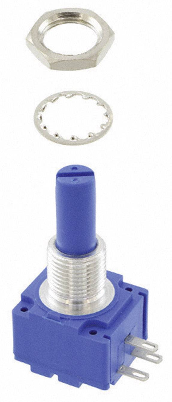 Otočný potenciometer mono Bourns 95A1A-B24-A20L 95A1A-B24-A20L, 2 W, 100 kOhm, 1 ks