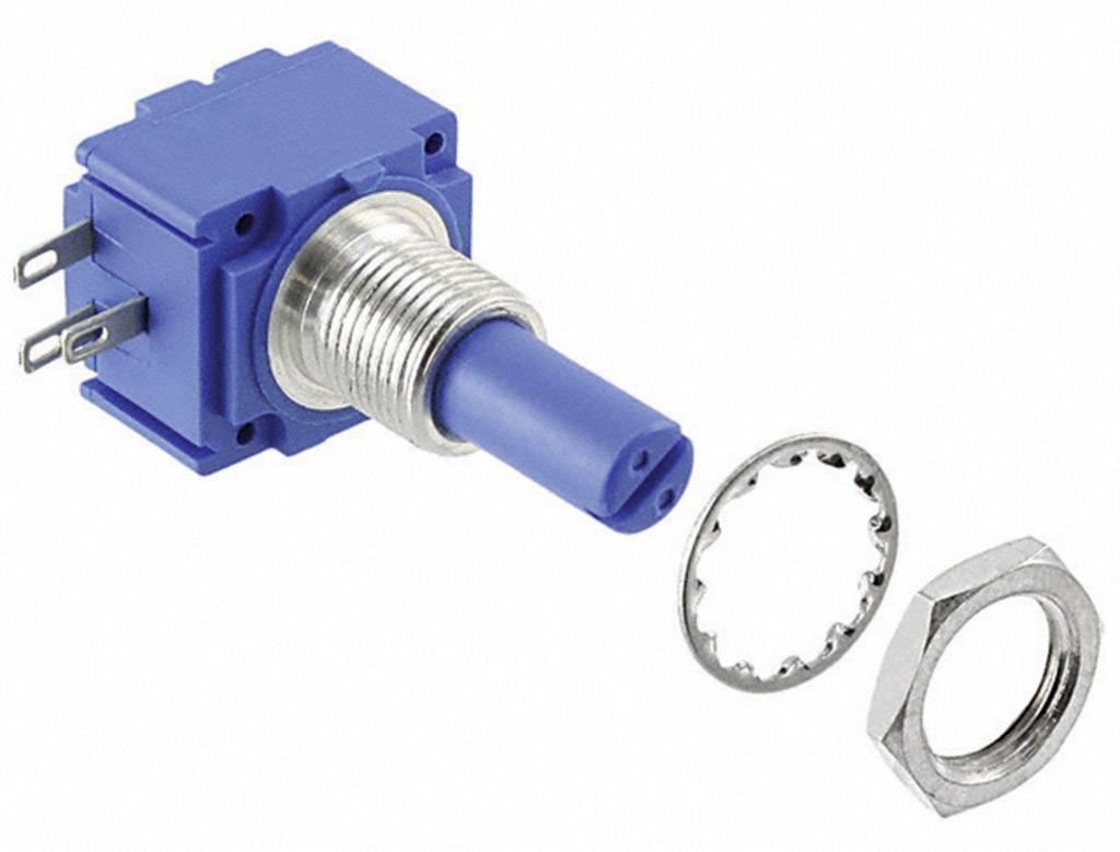 Otočný potenciometer mono Bourns 95A1D-B28-A13L 95A1D-B28-A13L, 2 W, 5 kOhm, 1 ks
