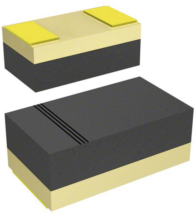 Schottkyho usmerňovacia dióda Bourns CD0603-B0140R, 100 mA, 40 V