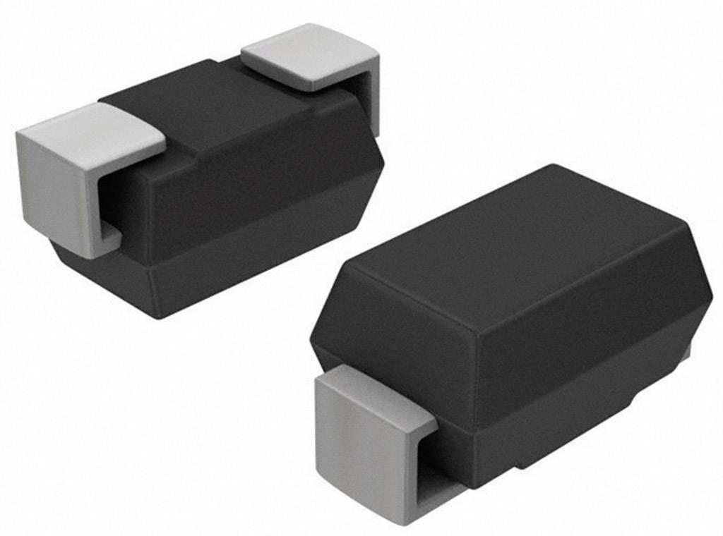 Schottkyho usmerňovacia dióda Bourns CD214A-B160LF, 1 A, 60 V