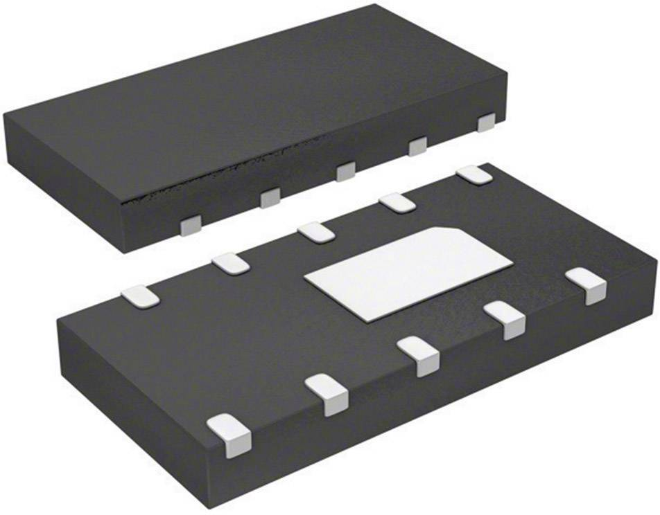 TVS dióda Bourns CDDFN10-3304N, DFN-10, 3.9 V, 450 W