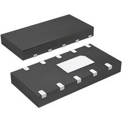 TVS dioda Bourns Array CDDFN10-0524P, U(Db) 5 V, I(PP) 3,5 A