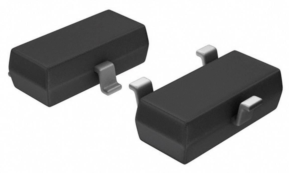 TVS dioda Bourns DIO ARR/CDSOT23-T03C/SOT23/BOU, U(Db) 4 V, I(PP) 43 A