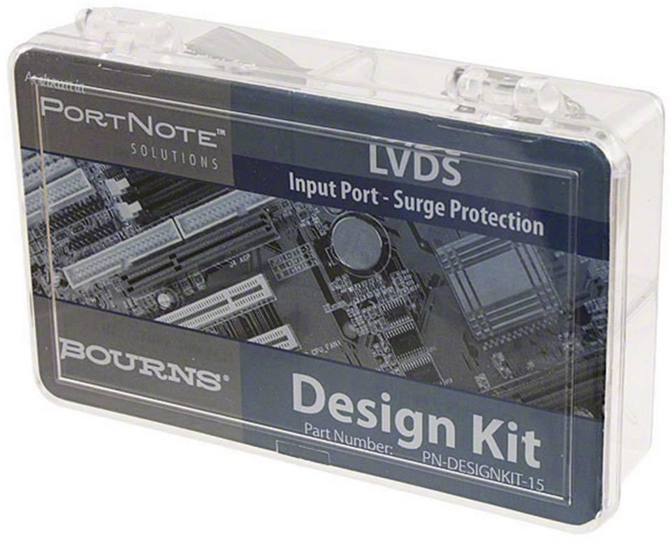 Sada k přepěťové ochraně LDVS obvodů Bourns PN-Designkit-15