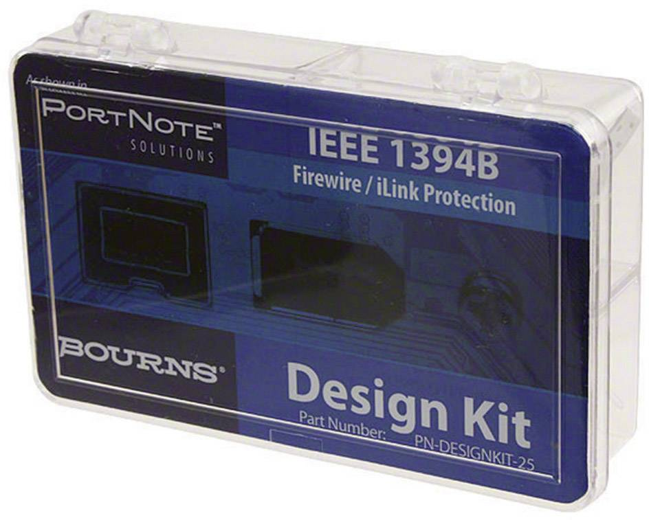 Sada k ochraně Firewire, iLink obvodů Bourns PN-Designkit-25