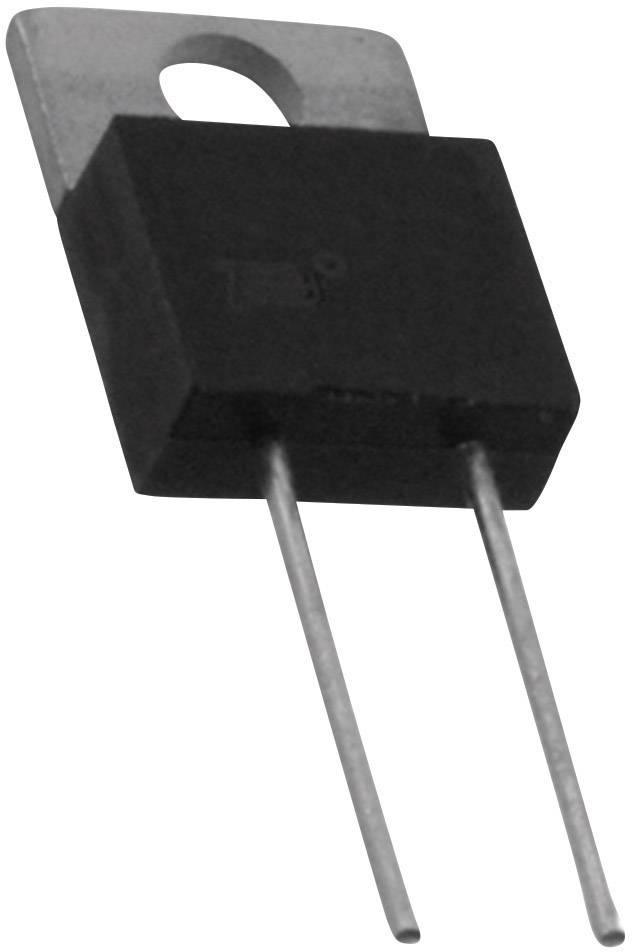 Vysokovýkonný rezistor Bourns PWR221T-30-8R20F, hodnota odporu 8.2 Ohm, radiálne vývody, TO 220, 30 W, 1 ks