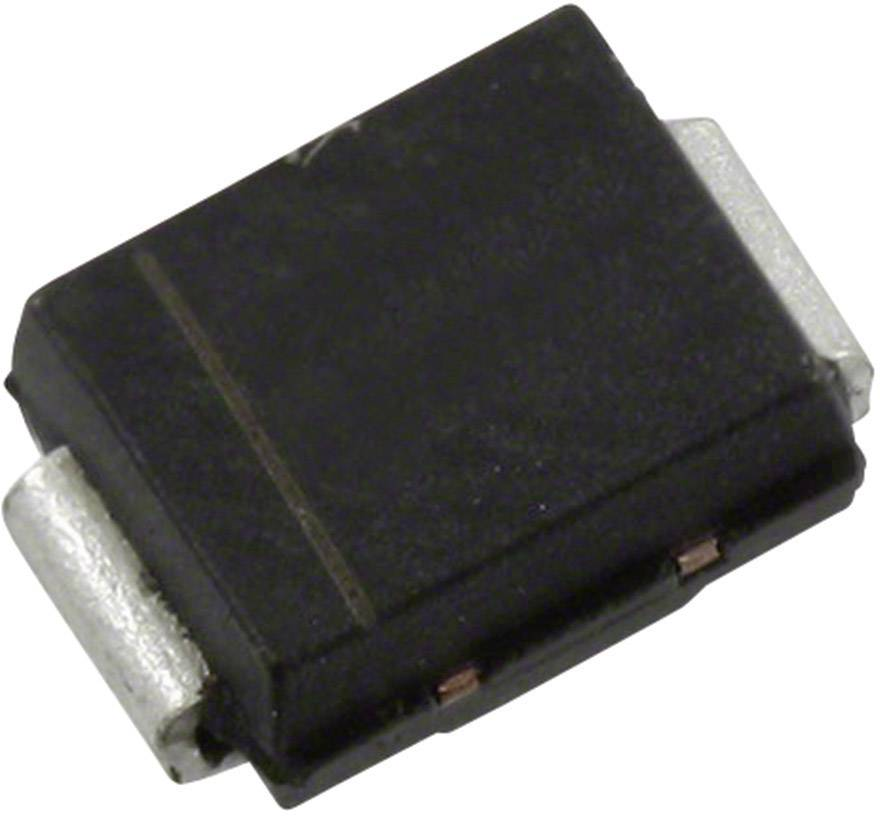 TVS dióda Bourns SMBJ5.0CA, DO-214AA, 6.4 V, 600 W