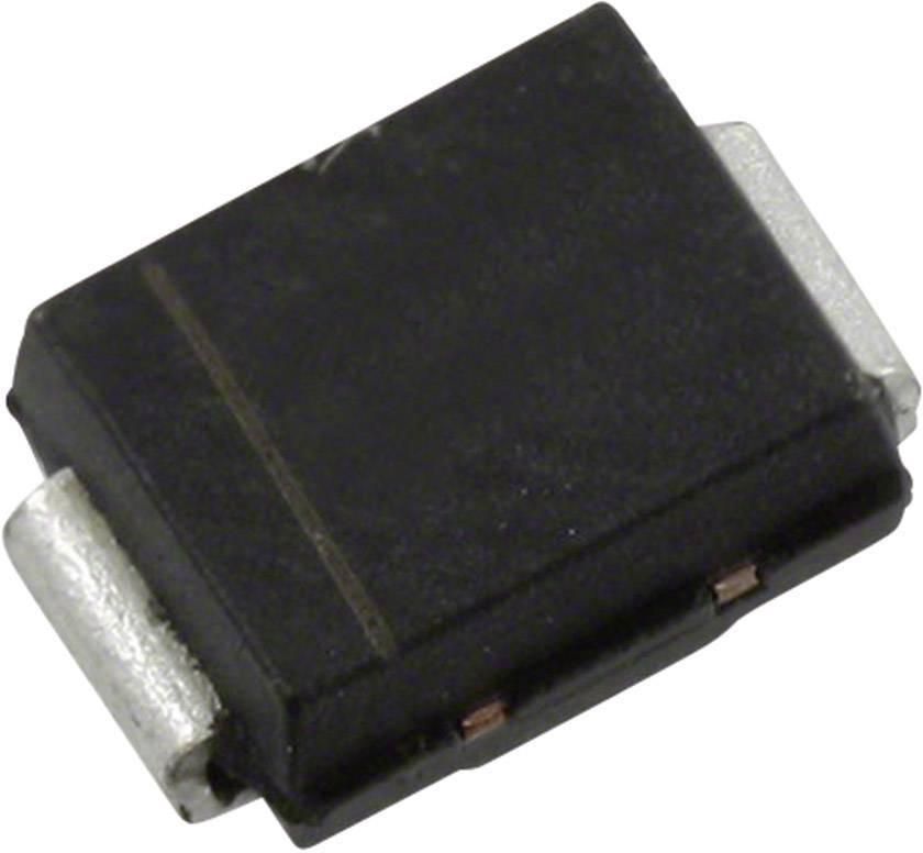 Tyrystor / přepěťová ochrana Bourns TISP4C220H3BJR-S, U(Db) 220 V, I(PP) 500 A