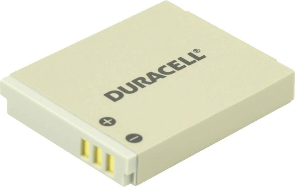 Akumulátor do kamery Duracell náhrada za orig. akumulátor NB-6L 3.7 V 700 mAh