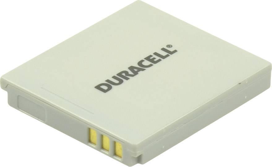 Akumulátor do kamery Duracell náhrada za orig. akumulátor NB-4L 3.7 V 700 mAh