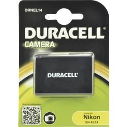 Akumulátor do kamery Duracell náhrada za orig. akumulátor EN-EL14 7.4 V 950 mAh