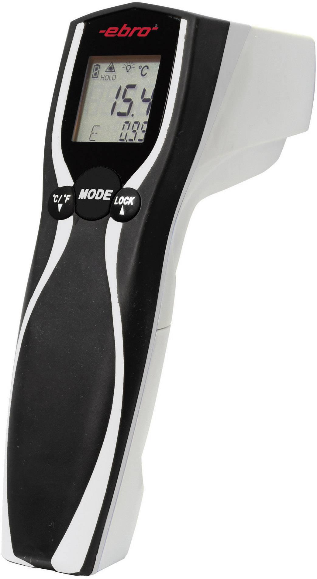 IR teplomer ebro TFI 54, -60 až 550 °C