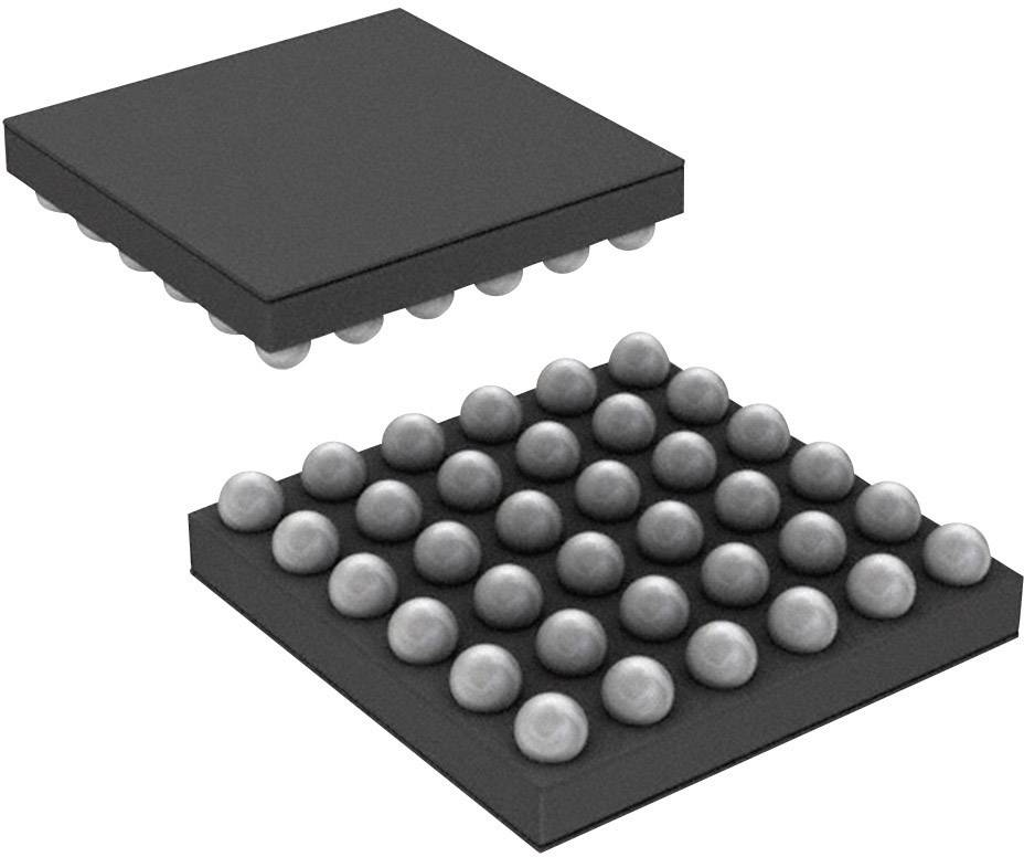 PMIC řízení baterie Texas Instruments TPS65200YFFR řízení nabíjení Li-Ion, Li-Pol DSBGA-36 povrchová montáž