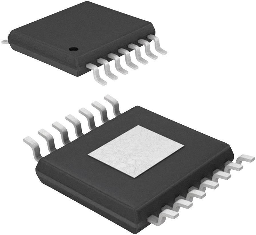 PMIC regulátor napětí - spínací DC/DC regulátor Texas Instruments TPS61175PWP zvyšující, blokující HTSSOP-14