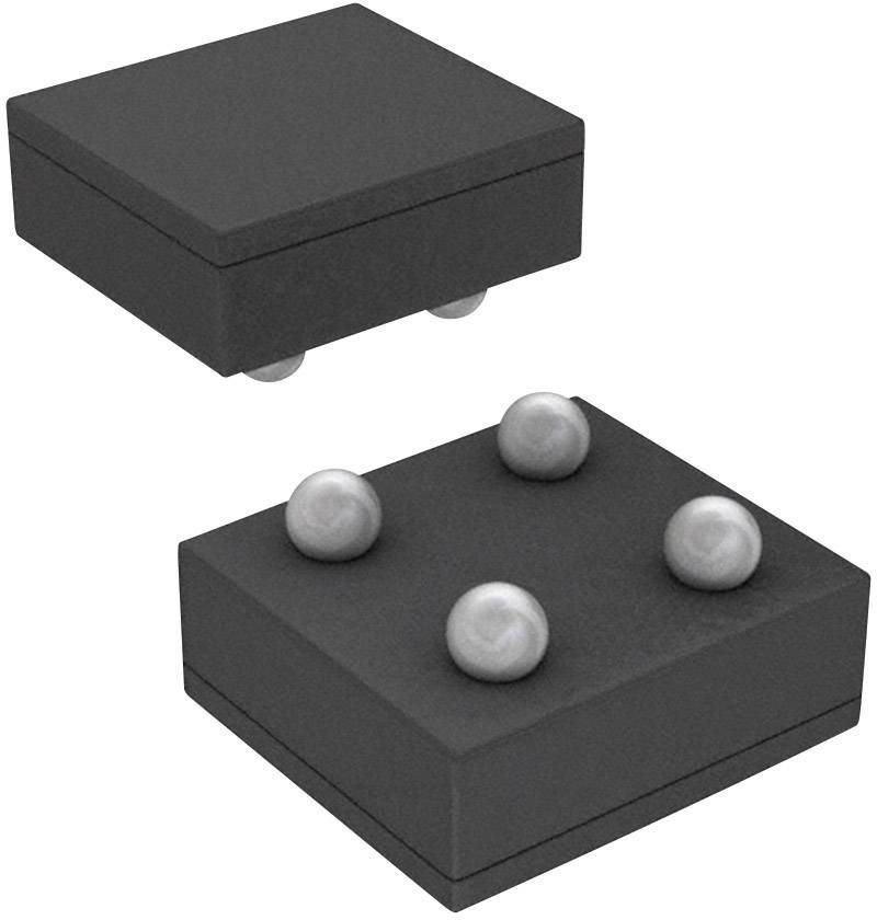 Lineární IO operační zesilovač Texas Instruments LMV1012UP-15/NOPB, 1kanálový (mono) , třída AB, DSBGA-4