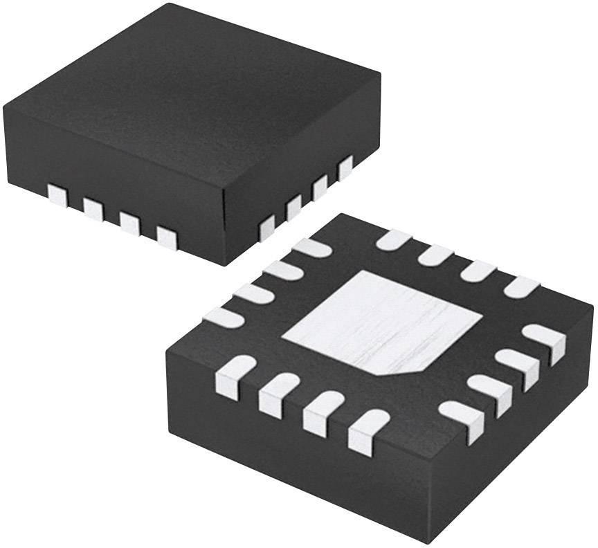 IO rozhraní - rozšíření E-A Texas Instruments PCA9534RGVR, POR, I²C, SMBus , 400 kHz, VQFN-16