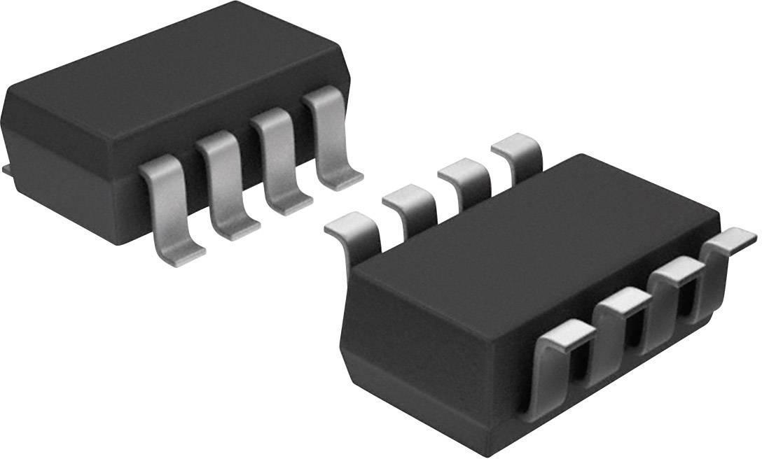PMIC U/F měnič Analog Devices AD7740YRTZ-REEL7, napětí na frekvenci, 1 MHz, SOT-23-8