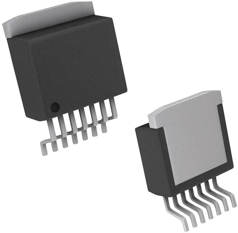 Operační zesilovač Texas Instruments OPA453FAKTWT, TO-263-7 , víceúčelový