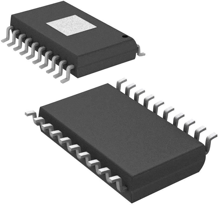 PMIC řízení motoru, regulátory NXP Semiconductors MC33887APVW, poloviční můstek, Parallel, HSOP-20