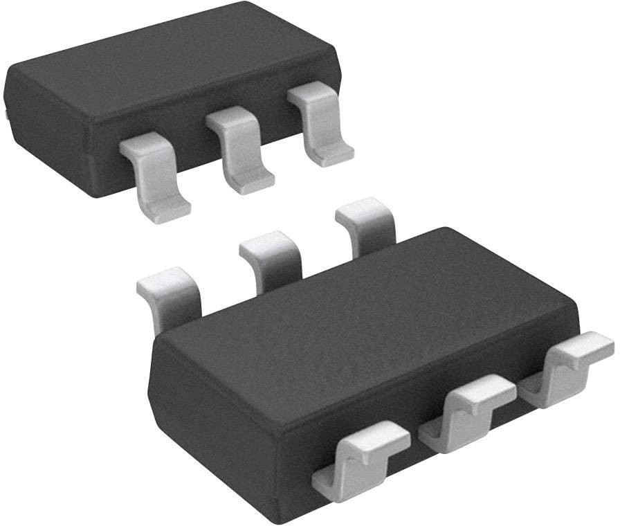 Logický IO - multivibrátor Linear Technology LTC6993CS6-2#TRMPBF, monostabilní, 11 ns, TSOT-23-6