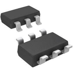 PMIC regulátor napětí - spínací DC/DC regulátor Texas Instruments LM2734ZMK/NOPB držák SOT-6