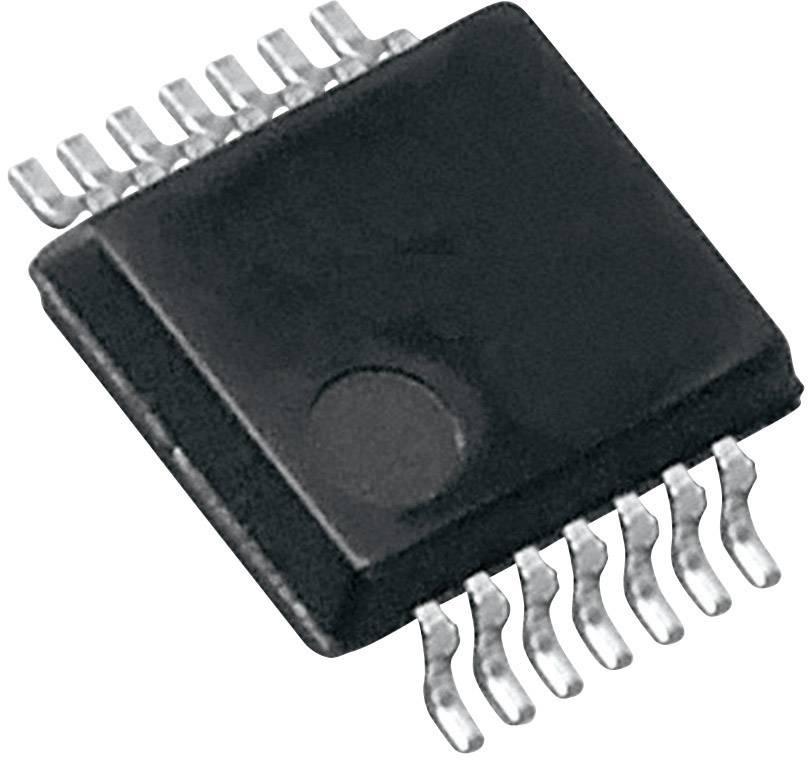 Logický IO - brána a invertor Nexperia 74HC132DB,118, SSOP-14